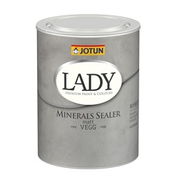 LADY Minerals sealer